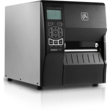 Zebra ZT230 Direct Thermal/Thermal Transfer Printer - Monochrome - Desktop - Label Print - 6 in/s Mono - 203 dpi - Wi-Fi - USB - LCD