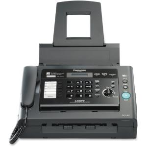 Panasonic KX-FL421 Fax/Copier Machine - Laser - Monochrome Sheetfed Digital Copier - 10 cpm Mono - 600 x 600 dpi - 250 Sheets Input - Plain Paper Fax - Corded Handset - 33.60 Kbps Modem