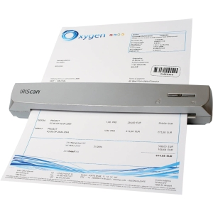 I.R.I.S IRISCan Express 3 Sheetfed Scanner - USB