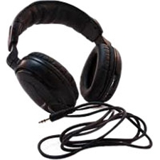Mutant NC102 Headphone - Stereo - Black - Mini-phone - Wired - 32 Ohm - 20 Hz 20 kHz - Gold Plated - Over-the-head - Ear-cup