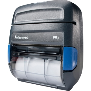 Intermec PR3 Direct Thermal Printer - Monochrome - Portable - Receipt Print - 3 in/s Mono - 203 dpi - Bluetooth - USB - Battery Included