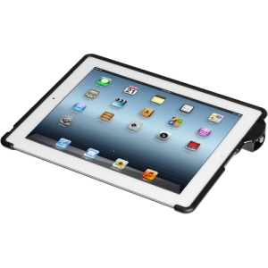 Kensington SecureBack Security Case for New iPad - Black