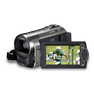 Panasonic Optical Zoom HD Flash Memory Camcorder - HC-V10K