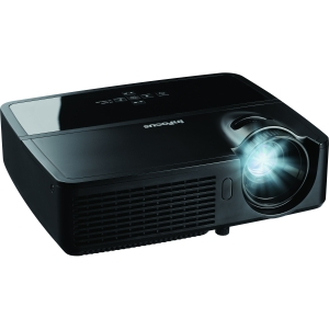 InFocus IN114ST DLP Projector - 720p - HDTV - 4:3 - NTSC, PAL, SECAM - 1024 x 768 - XGA - 3,000:1 - 2700 lm - USB - VGA In - 260 W - 1 Year Warranty