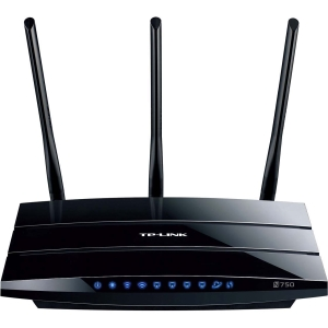 Tp-Link TL-WDR4300 Wireless Router - IEEE 802.11n - 3 x Antenna - ISM Band - UNII Band - 450 Mbps Wireless Speed - 4 x Network Port - 1 x Broadband Port - USB Desktop