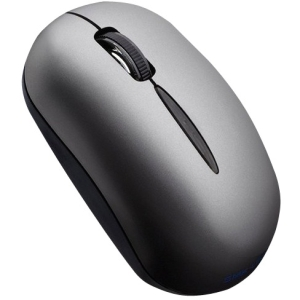 SMK-Link Mouse - Optical - Wireless - Bluetooth - Black - Symmetrical