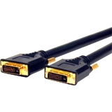 Comprehensive XHD X3VDVI10 Video Cable - DVI - 10 ft - 1 x DVI-D (Dual-Link) Male Digital Video - 1 x DVI-D (Dual-Link) Male Digital Video - Gold-plated Connectors - Black