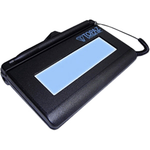 Topaz SignatureGem T-L462 Signature Capture Pad - Backlit LCDUSB