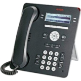 Avaya-IMBuyback 9404 Standard Phone - Charcoal Gray - 1 x Phone Line - Caller ID - Speakerphone - Backlight
