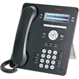 Avaya-IMBuyback 9508 Standard Phone - Charcoal Gray - 1 x Phone Line - Speakerphone - Backlight