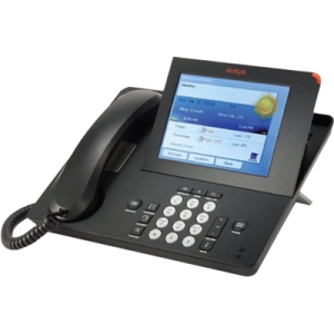 Avaya-IMBuyback One-X 9670G IP Phone - Desktop - VoIP - USB - PoE Ports