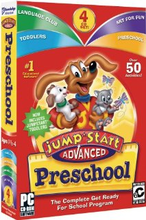 Jumpstart Advanced Preschool 2.0