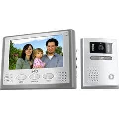HANDS FREE COLOR VIDEO INTERCOM SYSTEM W/ 7IN LCD AND CAMERA