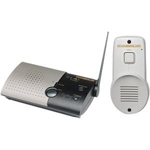 WIRELESS INDOOR/OUTDOOR PROTABLE INTERCOM