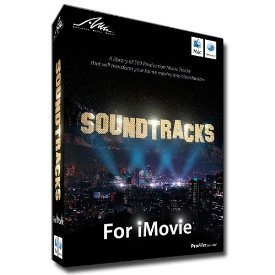 SOUNDTRACKS FOR IMOVIE F/ ITUNES OR MULTIMEDIA APPLICATIONS