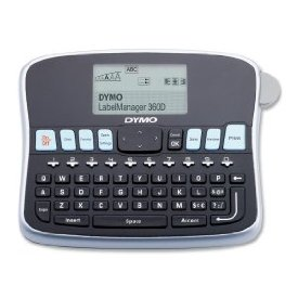 LABELMANAGER LM360D RECHARGEABLE LABEL PRINTER