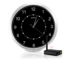 WI-FI WIRELESS WALL CLOCK HIDDEN CAMERA