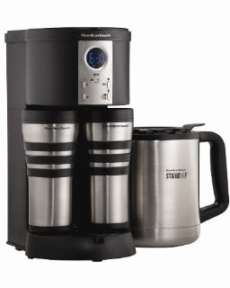 Hamilton Beach Stay or Go Digital Thermal Coffeemaker