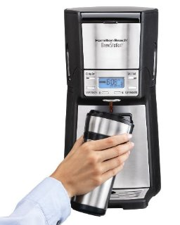 BREWSTATION 12 CUP DIGITAL COFFEEMAKER NO CARAFE TO BREAK