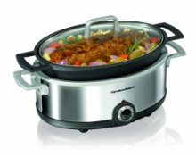 5.5 QUART PREMIERE OVAL SLOW COOKER CAST ALUMINUM COOKING VESSEL