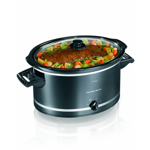 Hamilton Beach 8 Quart Oval Slow Cooker