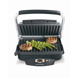 Hamilton Beach  Super Sear 100-Square-Inch Nonstick Indoor Searing Grill