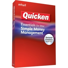 QUICKEN ESSENTIALS FOR MAC RETAIL SMALL PACKAGE MIR II