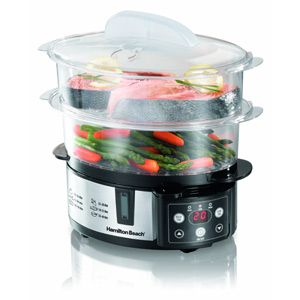 6 QT DIGITAL FOOD STEAMER