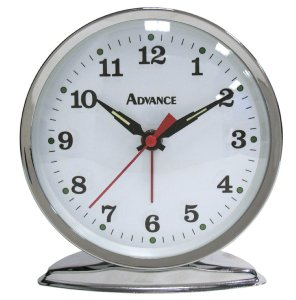Advance Super Bell Keywind Alarm Clock