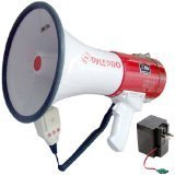 PROFESSIONAL PIEZO DYNAMIC MEGAPHONE WITH RECORDING FUNCTION