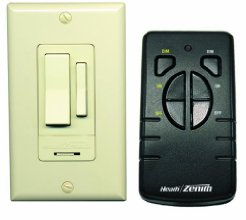 Heath Zenith WC-6021-IV Wireless Command, Remote control switch set