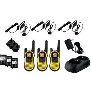 Motorola Talkabout MH230TPR Two-way Radio - 7 x GMRS/FRS, 8 x GMRS, 7 x FRS - 121440 ft