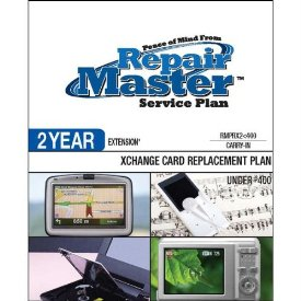 2-YR EXT REPLACEMENT PLAN UNDER $400