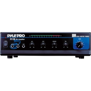 PyleHome PT110 Amplifier - 20 W RMS - 1 Channel - 80 W PMPO - 1 kHz