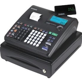 CASH REGISTER 25/200 DEPTS