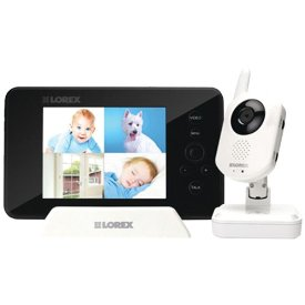 VIDEO MONITOR SYSTEM 3.5 WIRELESS RECORD W/ SKYPE  BASIC