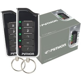 PYTHON RESPONDER 524 LE 2 WAY SECURITY WITH REMOTE START