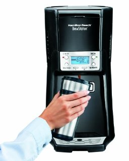 BREWSTATION 12 CUP DISPENSING PROGRAMMABLE COFFEEMAKER