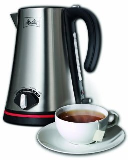 MELITTA SS ELECTRIC KETTLE VARIABLE TEMPERATURE