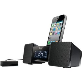 VIBRO II ALARM CLOCK W/SHAKER IPHONE OR IPOD