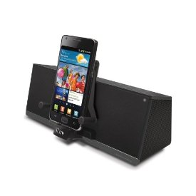 WIRELESS STEREO SPEAKER DOCK FOR SMARTPHONES