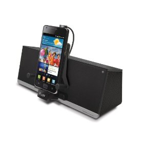 STEREO SPEAKER DOCK FOR SMARTPHONES