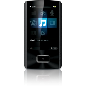 Philips 16 GB GoGear Ariaz MP3 Video Player with FullSound