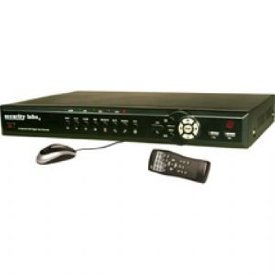 8 CH DVR W/MOBILE PHONE VIEWING TEXT MESSAGING & EMAIL ALERTS