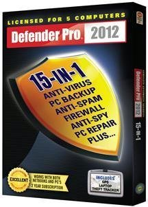 DEFENDER PRO 2012 15IN1 BLING SOFTWARE LTD