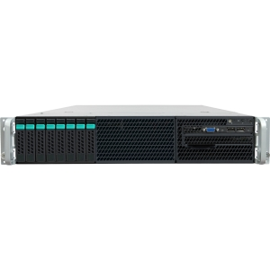 Intel Server System R2208GZ4GC Barebone System - 2U Rack-mountable - Socket R LGA-2011 - 2 x Processor Support - 768 GB Maximum RAM Support - Serial ATA RAID Supported Controller - Intel Graphics Integrated - 6 x Total Expansion Slots - Processor Support