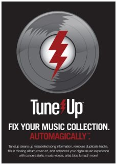TUNEUP 2.0 TUNEUP MEDIA PLUG-IN FOR ITUNES WIN/MAC CD