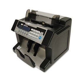 RBC-3100 Bill Counter with UV, MG, IR Counterfeit Detection