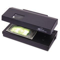 RCD-2000 UV, MG, IR, and MP 4-Way Counterfeit Detector