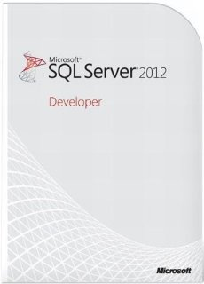 SQL SVR DEVELOPER EDITION 2012 DVD